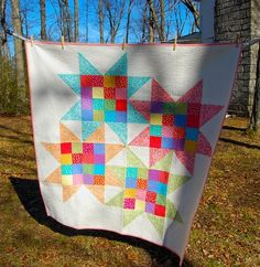 Confessions of a Fabric Addict: Sweet Sixteen Quilt Along - A One-Block Quilt! xxx
