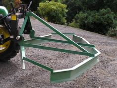 Garden Tractor Attachments, Atv Attachments, Tractor Plow, Tractor Seats, Rock Driveway, Yanmar Tractor, Homemade Tractor, Tractor Accessories, Utility Tractor