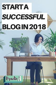 Start a Profitable Blog in 2018 // Free Online Email Course // Passion Driven Blogging // Advice for New Bloggers // How to Make Money Blogging