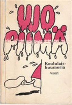 Joke Book, Good Old Times, Jokes For Kids, My Childhood Memories, Teenage Years, 90s Kids, Old Toys, Book Design, Finland