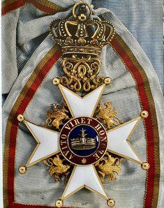 Military Orders, Military Art, Badges, Brooch, Decorations, Badge, Brooches, Dekoration, Ornaments