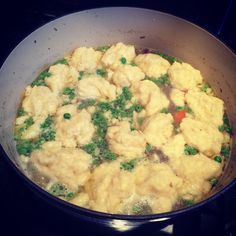 #chickenanddumplings #homemade