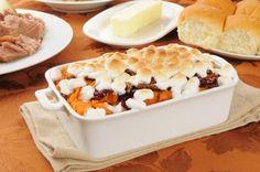 Sweet Potato Casserole Recipe - Easy Casserole Recipes