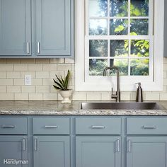 Thinking of painting your cabinets? These tips can help!