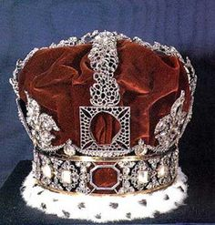 State Crown of George I