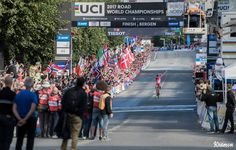 Photo gallery: The beauty and the pain of the World Championships men's races | CyclingTips
