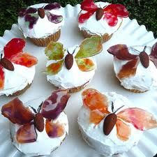 """while googling """"lifesaver cupcakes,"""" these works of art popped up. Almost too pretty to eat."""