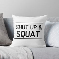 ' cool uncle quote ' Throw Pillow by Another Studio Design Graphic T Shirts, Shut Up And Squat, Canon, Whatever Forever, Cool Uncle, Vintage T-shirts, Designer Throw Pillows, My Happy Place, Pillow Design