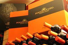 Poggio al Tufo bottles #Tommasiwine #Maremma #Toscana #Tuscany  www.poggioaltufo.it