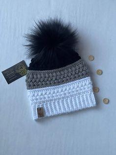 Fabric Tape, Faux Fur Pom Pom, Tape Measure, Crochet Beanie, Monitor, Ears, Winter Hats, Community, Popular