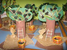 Αποτέλεσμα εικόνας για κατασκευες για την ελια στο νηπιαγωγειο Art For Kids, Crafts For Kids, Diy Crafts, Kindergarten, Paper Roll Crafts, Preschool Education, Autumn Crafts, Olive Tree, I School