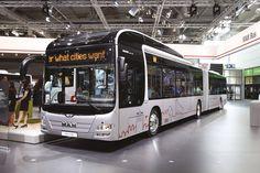 MAN Lion's City GL (diesel) articulated bus