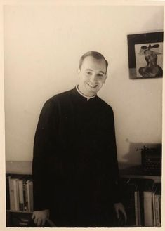 Before he was Pope Francis.