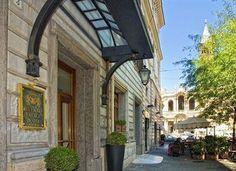 Rome, Italy $98 night Mecenate Palace