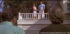 The Burbs Movie House Tour, starring Tom Hanks and Carrie Fisher The Burbs Movie, The 'burbs, Building A Porch, Carrie Fisher, Second Story, Halloween Movies, Tom Hanks, New Builds, Great Movies