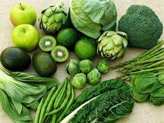Rau xanh không thể thiếu trong thực đơn giảm mỡ bụng dưới bằng ăn kiêng