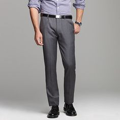 Ludlow suit pant in worsted wool