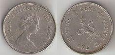 香港女王一元硬幣