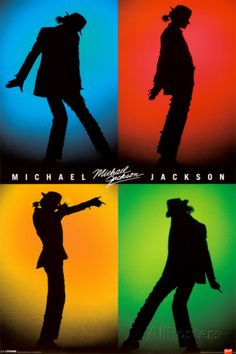 Michael Jackson Pôster