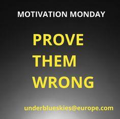 #motivationmonday #ubskies Company Logo, Monday Motivation, Logos, Blue, A Logo, Logo, Legos