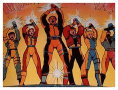 ::: InfanTv ::: - Os Seis Biônicos (Bionic Six - 1987)