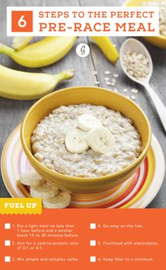.....I liked to run Build the Perfect Pre-Workout Meal for Your Best Run Yet #running #fitness #nutrition