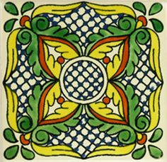 Especial (Ceramic) Mexican Tile - E l Centro