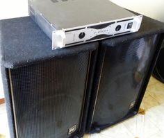 coppia di #Electro #Voice ECS 15-2 con ampli | #Diffusori Audio | Trova le offerte su Musicusata.it Audio, Amp