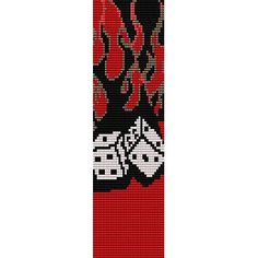 Free Bead Loom Bracelet Patterns Pattern Wolf Cuff MEMES