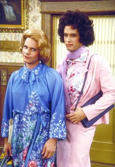 "Tom Hanks in TV Show 'Bosom Buddies""... Okay it's not a movie ..but it is where I fell in love with Tom Hanks"
