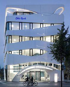 fachadas edificios minimalistas - Buscar con Google