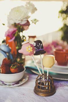 Alice in Wonderland wedding inspiration Alice nel paese delle meraviglie *-*