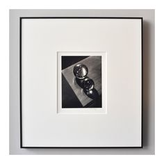 Excited to share the latest addition to my #etsy shop: Glass Spheres. Original Gelatin Silver Print Photograph by Michael Schley | Signed and Framed #photography #fineartphotograph
