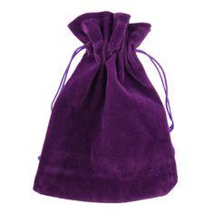 VELVET-Jewellery-Drawstring-Gift-Bag-POUCHES-6-COLOURS-4-SIZES
