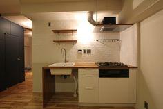 kitchen/キッチン/シンク/陶器/フィールドガレージ