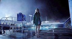 Lydia Martin, Teen Wolf, J.Crew cocoon coat