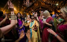Indian Wedding Reception Pictures - King Street Studios - Charleston Weddings