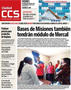 #DesayunoInformativo #Viernes #Titulares #Noticias #Portadas #PrimeraPagina 05/09/2014 @CiudadCCS