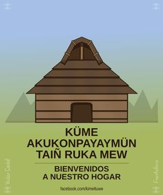 Patagonia, Cabin, Culture, History, House Styles, Illustration, Tips, Block Prints, First Language