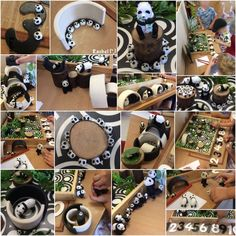 Play based activities related to a variety of animals for the Early Years classroom or setting - from Stimulating Learning with Rachel Pandas Playing, Early Years Classroom, Small World Play, Story Of The World, Sensory Bins, Learning Environments, Eyfs, 4 Year Olds, Imaginative Play