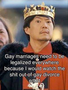 Gay Marriages Should Be Legalized 45