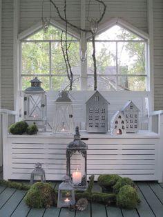 Casette e lanterne