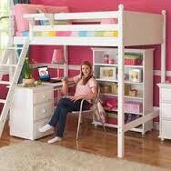Teen and tween bedroom
