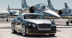 Breitling und Bentley lassen die gloreichen Sieben auf Top Gun treffen | Classic Driver Magazine