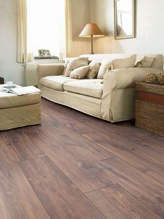Quick-Step Midnight oak brown, planks (QSM058) Laminate flooring www.quick-step.com