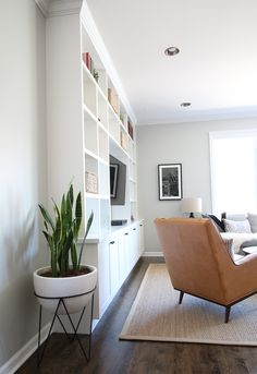 Featuring modern living room, kitchen, bedroom and bathroom interior design ideas for your house. The best tips for your modern interior design! Living Room Interior, Living Room Furniture, Home Furniture, Furniture Ideas, Living Rooms, Wooden Furniture, Furniture Design, Office Furniture, Drawing Furniture