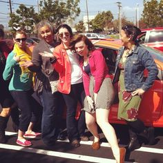Do something wild! #toyotawomen - @clevergirlscoll- #webstagram