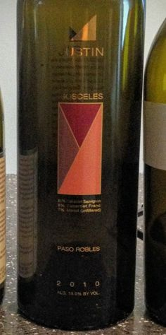 2010 Justin Vineyards & Winery Isosceles - USA, California, Central Coast, Paso…