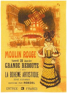 SEE DETAILS HERE:Moulin Rouge (1469) Belgian Tapestry