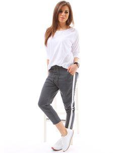 873e4dbf 44 Best Spodnie dresowe images in 2018   Casual pants, Casual wear ...